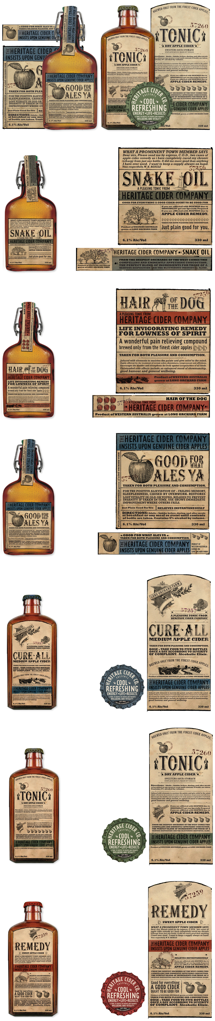 Heritage Cider Co