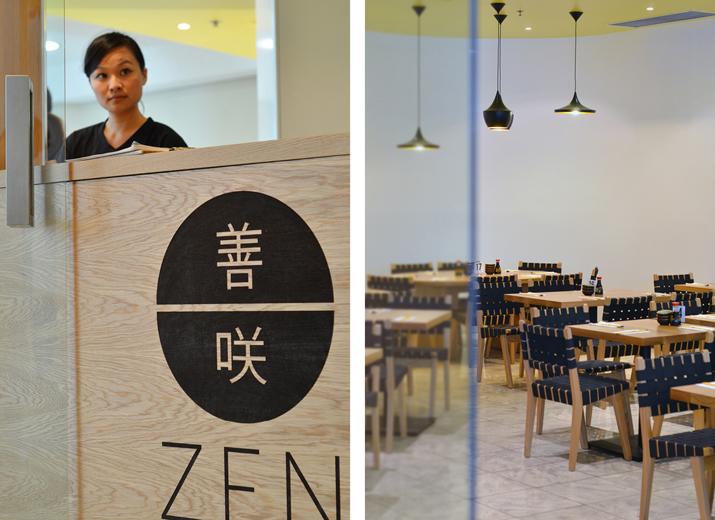 Zensaki Japanese Food